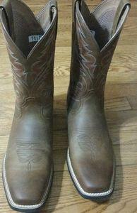 Ariat men's boots size 11.5 D